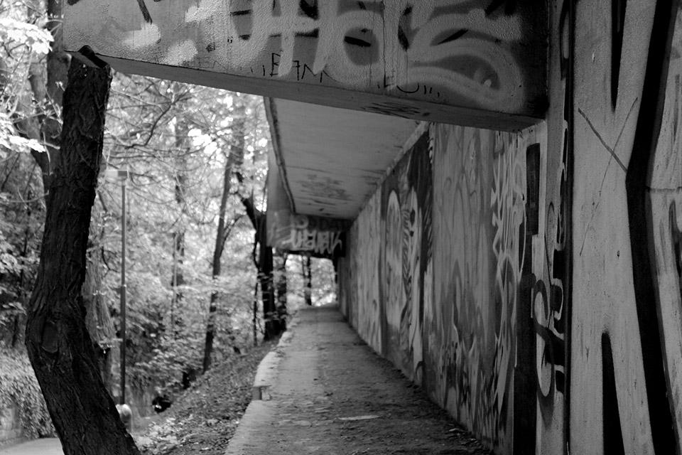 Graffiti in Prag