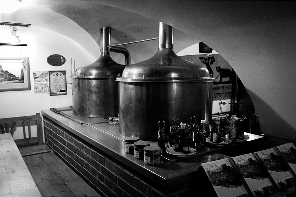 Braukessel für Bier
