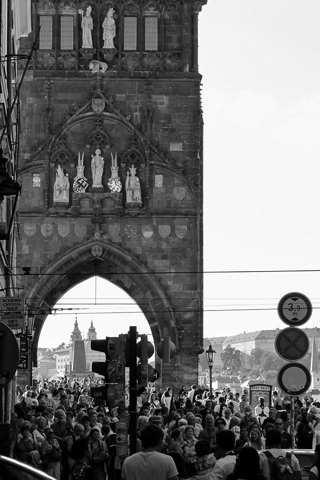 Karslbrücke Prag